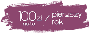 hosting plus - 100 zł